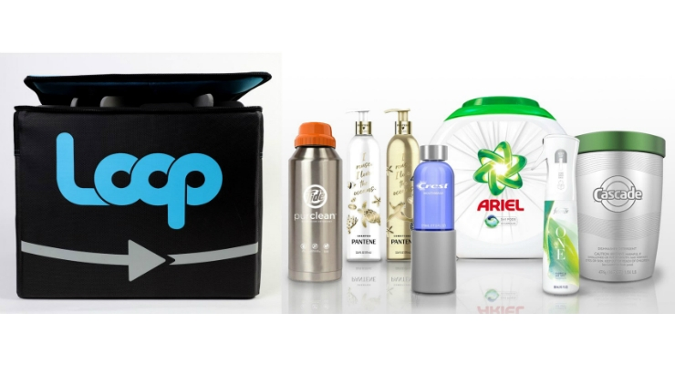 Aptar Partners with TerraCycle's Loop Platform