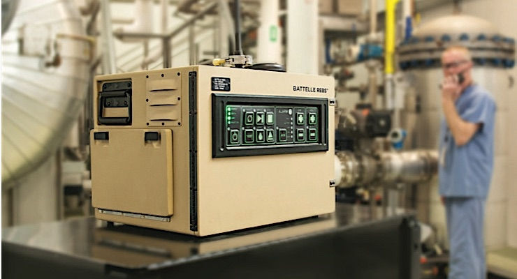 Pharma Manufacturing: Methods for Real-Time Microbiology