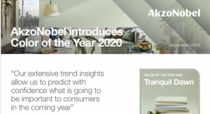 AkzoNobel 2020 Color of the Year