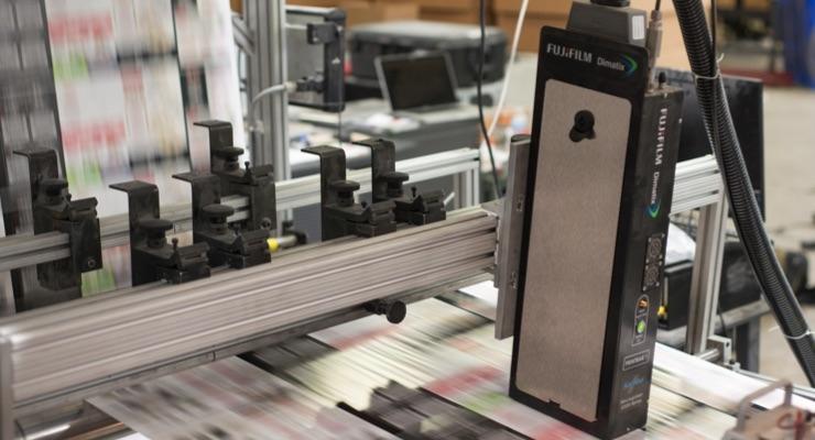 FUJIFILM Dimatix Showcasing Advanced Inkjet Printbar Technologies at PACK EXPO Las Vegas