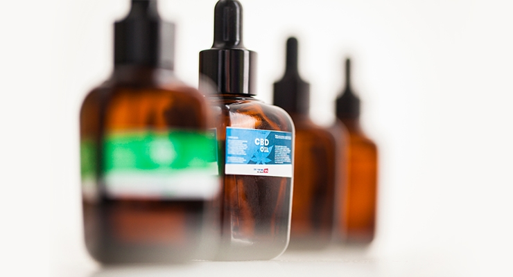 Labels Help Bring CBD Products to Life