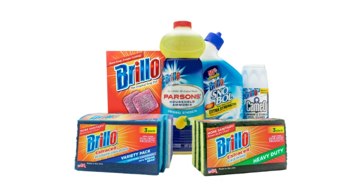 Brillo Introduces New Brand Campaign