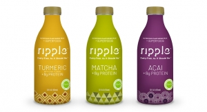 Ripple Foods Debuts Plant-Based Superfoods Milk Line & Updated Yogurt Alternatives