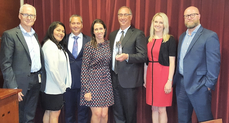 WWP Recognized as Packaging Supplier of the Year by Mary Kay
