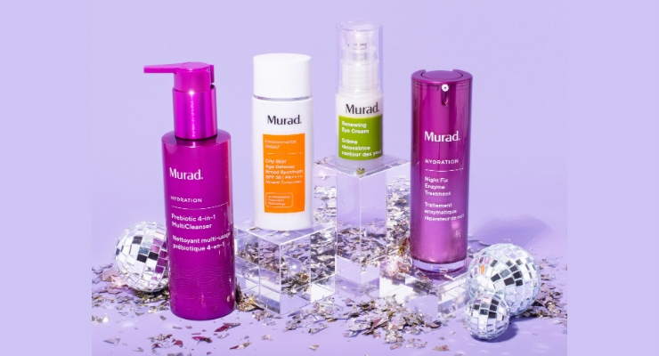 Murad Redesigns Website