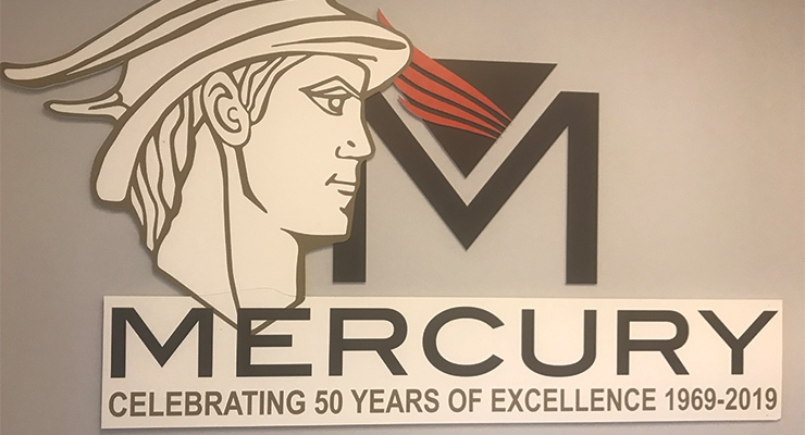 Mercury Print Productions Celebrates 50th Anniversary