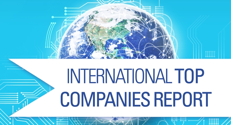 International Top Companies Report 2018