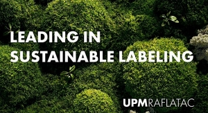 UPM Raflatac displays range of sustainable materials