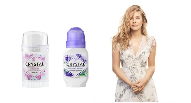 Crystal Deodorant Recruits Alicia Silverstone As Brand Ambassador