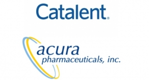Catalent, Acura Enter Clinical Manufacturing Pact