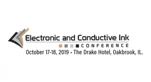 Conductive Ink Conference to Examine Inks, Flexible Electronics, Sensors, and More