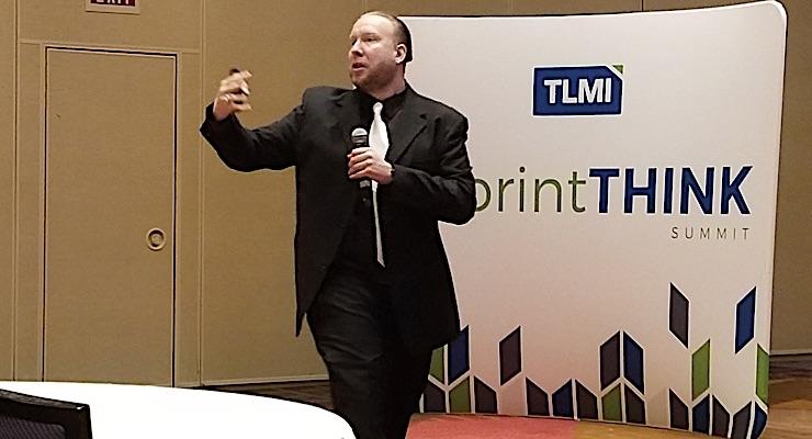 TLMI printTHINK Summit