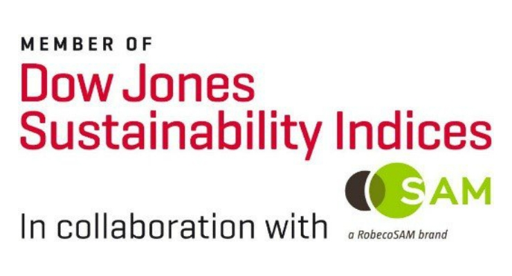 BillerudKorsnäs Maintains Top Position in Dow Jones Sustainability Index