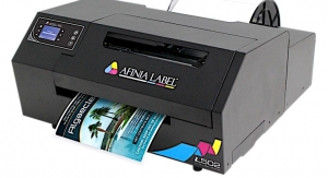 Afinia Label launches new L502 color label printer