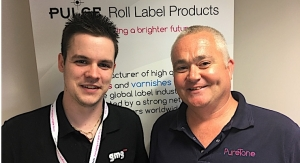 Pulse Roll Label Products teams with GMG Color