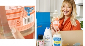 Unilever, Walmart, & Hilary Duff Tell Consumers To Look for PCR Packaging