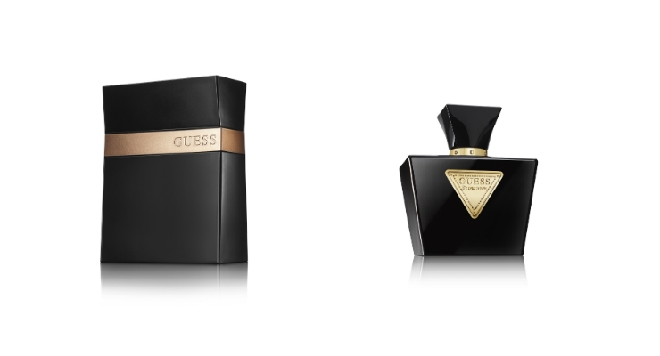 Guess Introduces Noir Fragrances