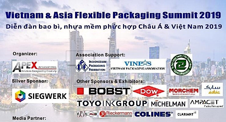 Siegwerk Raises Awareness for Packaging Safety at Vietnam & Asia Flexible Packaging Summit 2019