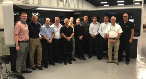 Marketing Alliance Group Installs Landa S10 Press