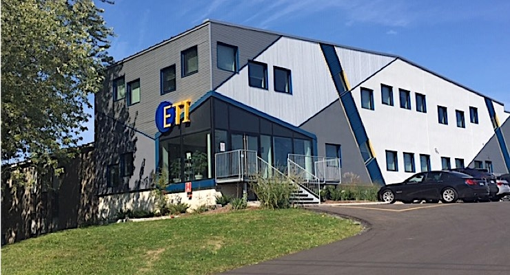 ETI Converting opens new Technology Center