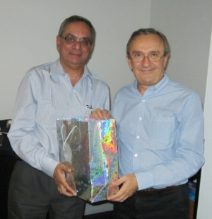 Nova Paint Club meets in London, discuss global supply chain issues