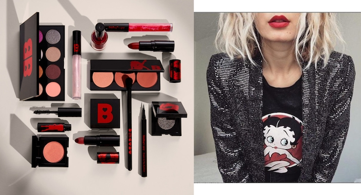 Ipsy Creates A Betty Boop Makeup Line