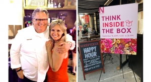 Neenah Launches New Line, Celebrity Chef David Burke Surprises Guests