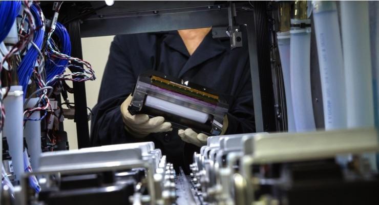 Kodak Recognizes Toppan Forms