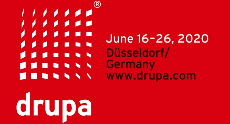 drupa 2020 Structured in 6 Product Groups