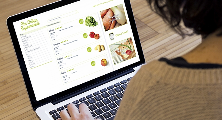 E-Commerce Grocery Purchases Double, Costs Remain for Smaller Players