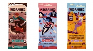 ReGrained to Enter Savory Snack Market While Refreshing Brand Identity
