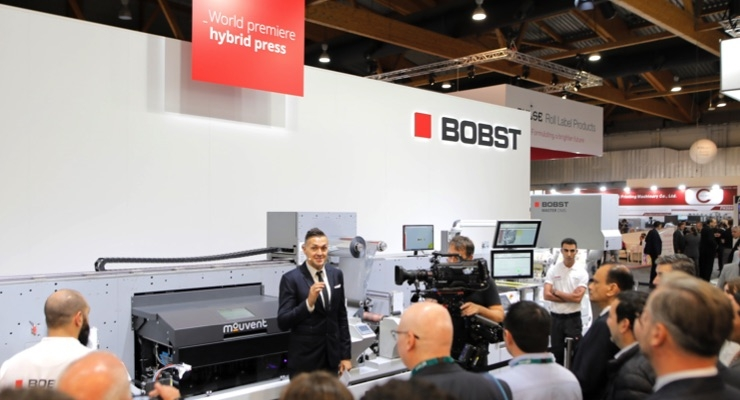 Bobst ushers in