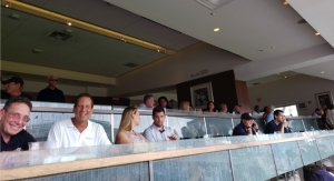 MNYCA Members Take in Yankees Win