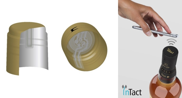 Toppan, Amcor Collaborate on NFC Tag-Enabled Anti-Counterfeiting Solution for Wine and Spirits