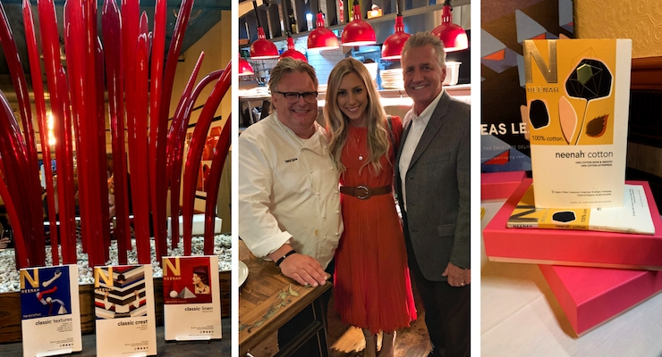 Guests Party at Neenah's 'Think Inside The Box' Event at Woodpecker by David Burke