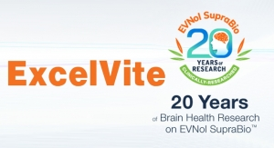 "ExcelVite Hosts ""20 Years Of EVNol® & Brain Health Research""  Breakfast Seminar At SupplySide West"