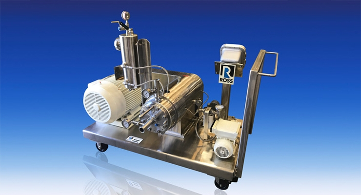 ROSS: Highest Shear Mixer Available