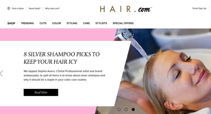 Hair.com is L'Oréal's New E-Comm Site