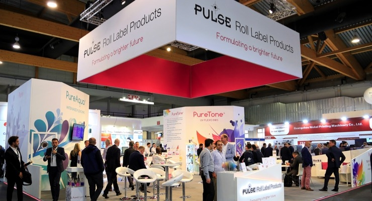 Pulse Roll Labels Presents at 9th Consecutive Labelexpo