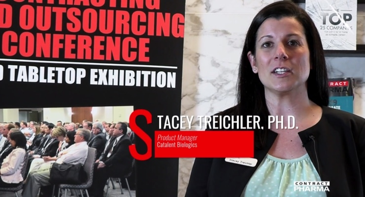 VIDEO: Catalent's Stacey Treichler