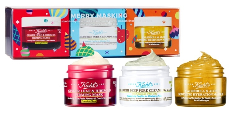Kiehls Christmas 2020 Sets Kiehl's To Launch Holiday Products   HAPPI