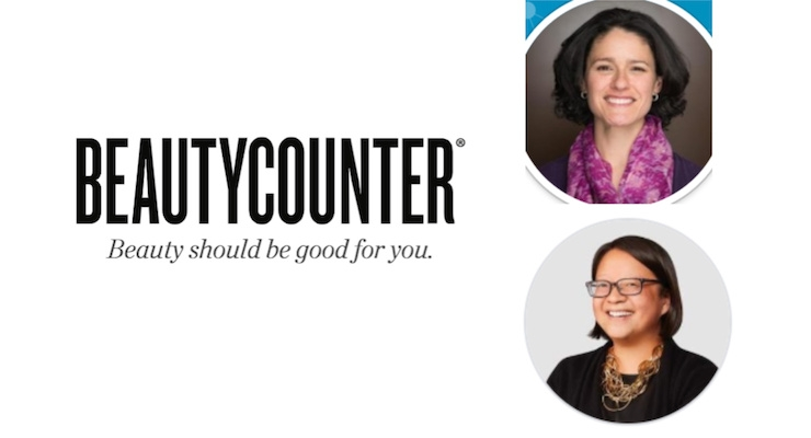 Beautycounter Names New Executives