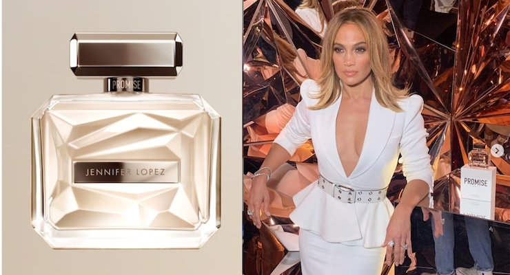 Jennifer Lopez Launches 25th Fragrance, Promise