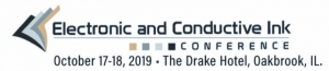 Conductive Inks and Their End Uses Will Be Focus of Conference Oct. 17-18