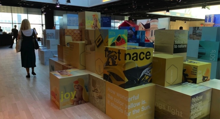PPG Celebrates 'Rich History' of Color