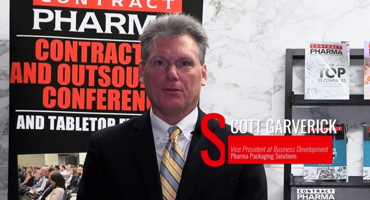 VIDEO: Pharma Packaging Solutions' Scott Garverick