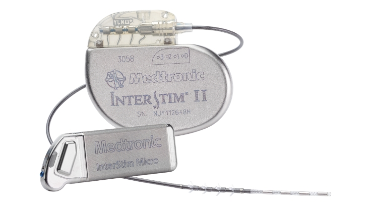 Medtronic Submits InterStim Micro Neurostimulator and SureScan MRI Leads to FDA