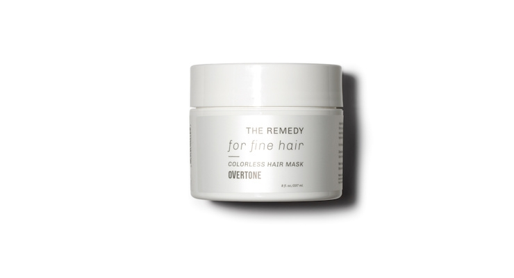 Overtone Launches A Hair Mask