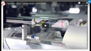 CPrint - Cylindrical UV Digital Printer