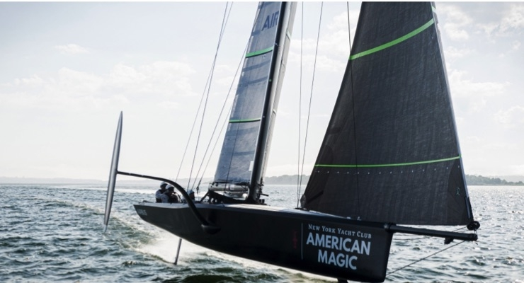 AkzoNobel's Awlgrip Brand Partners with America